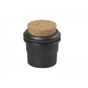 SKEPPSHULT 0063 - litinový mlýnek na koření  s korkovým uzávěrem